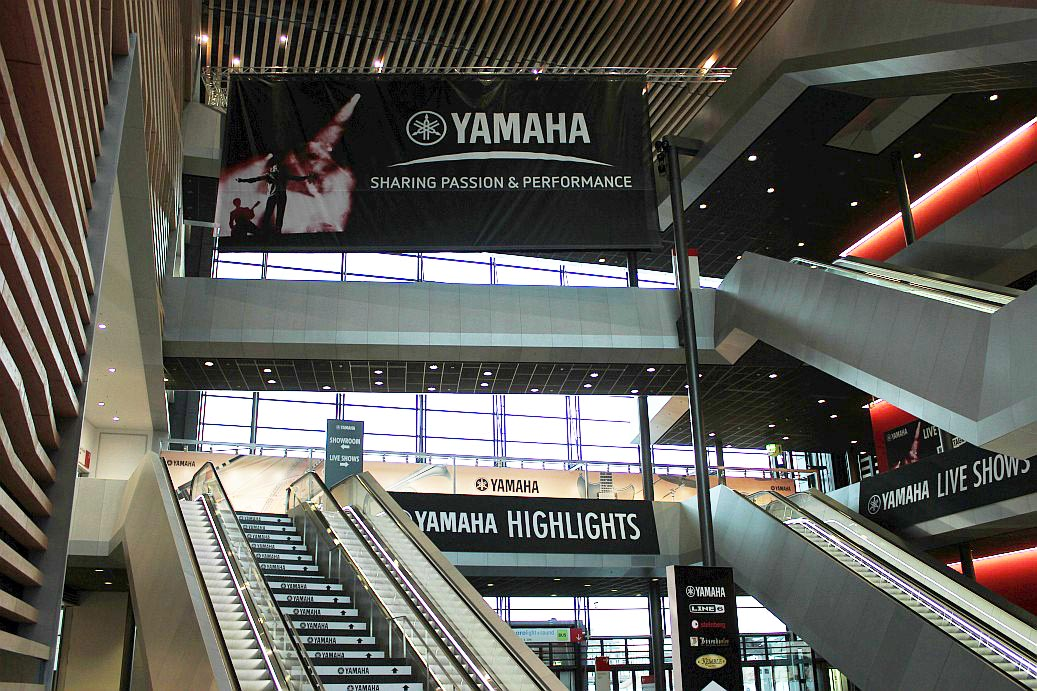 Yamaha Music - Sharing passion and performance