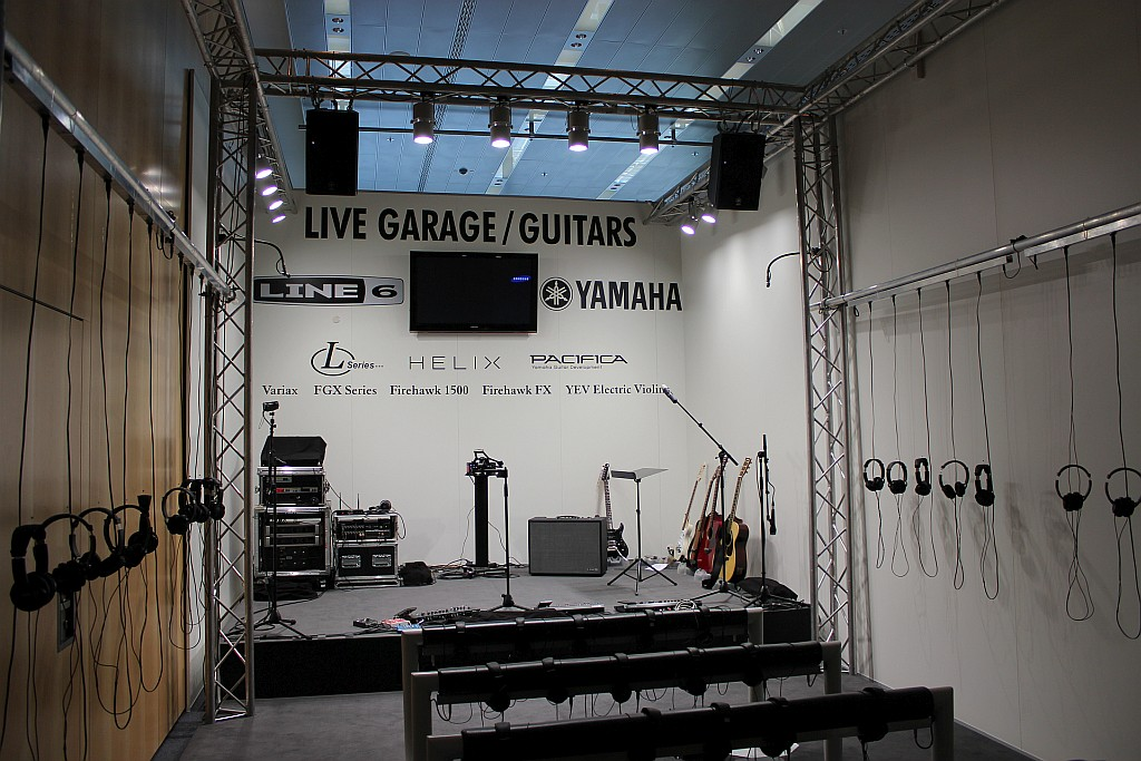 Yamaha Music - Live Stage